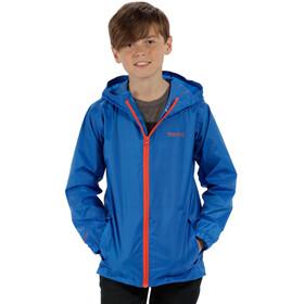 Regatta Pack-It III Jacket Kinder skydiver blue